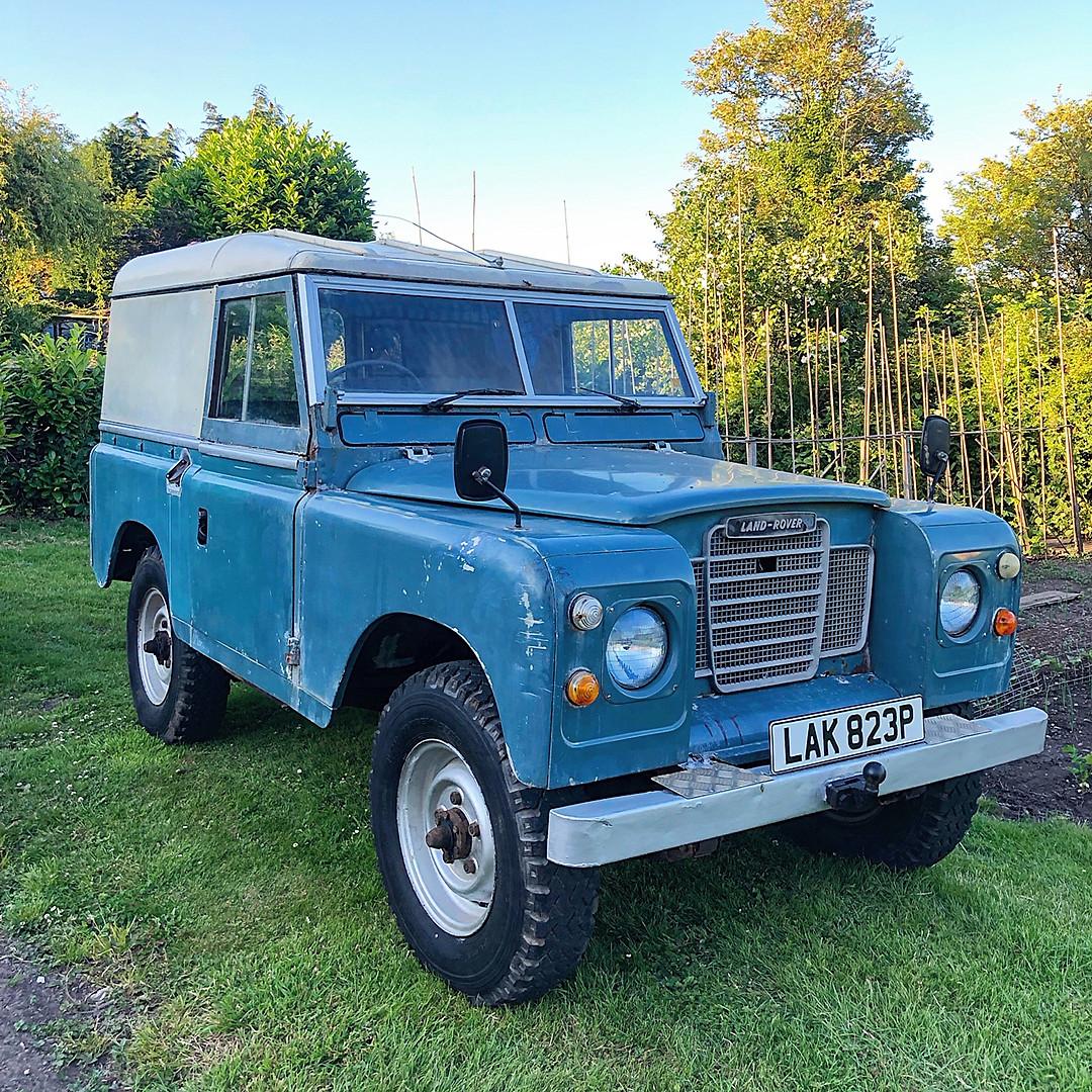 1976 Series 3 Diesel