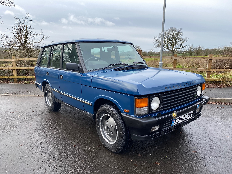 1993 Range Rover Vogue Tdi