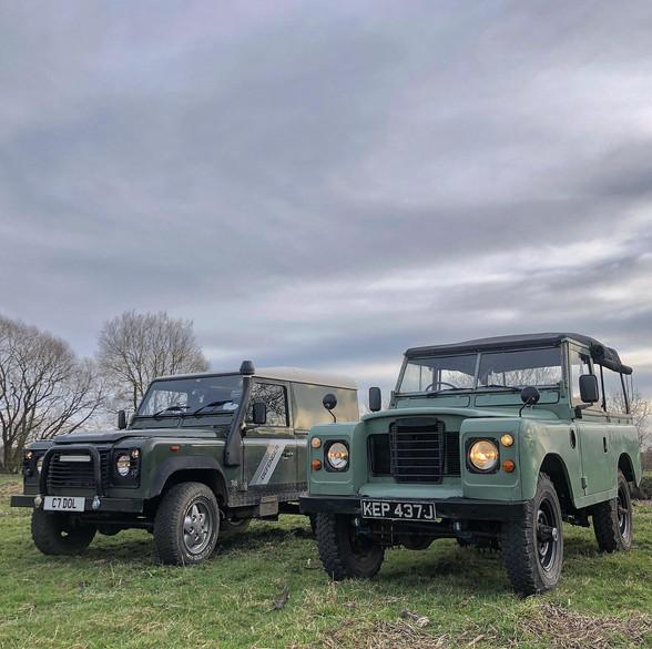 200 Tdi 90 & 1979 series 3 petrol