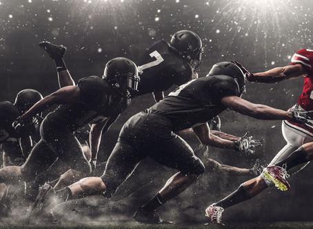 Позвоночная грыжа в американском футболе