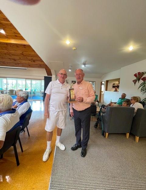 Rick and Bob Kent, Manager