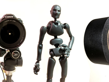 Equipment & Supplies for the Stop-Motion Level 1 class