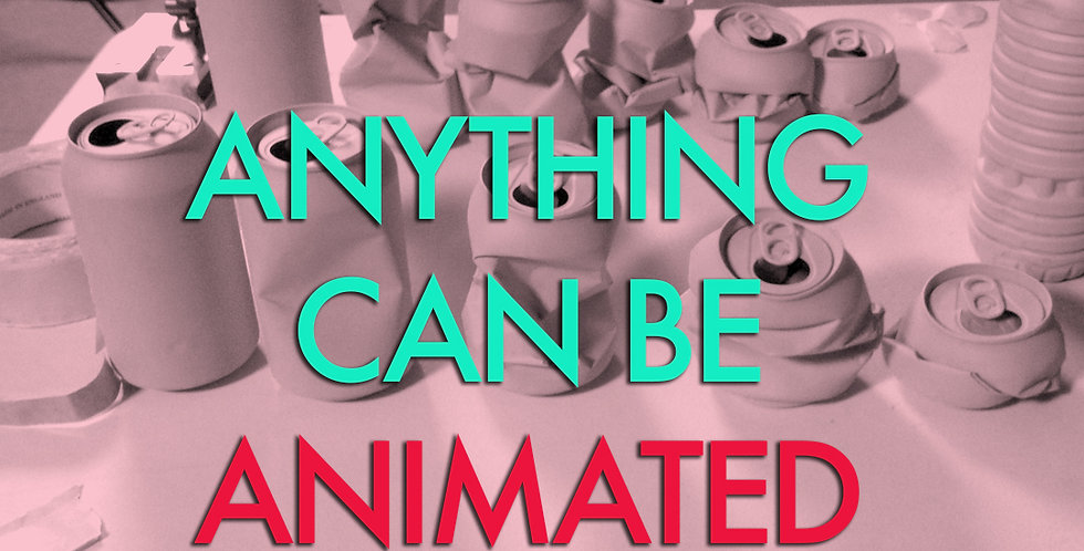 Anything Can Be Animated