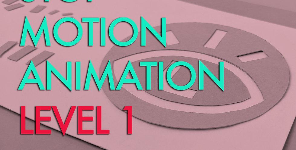Animation Level 1