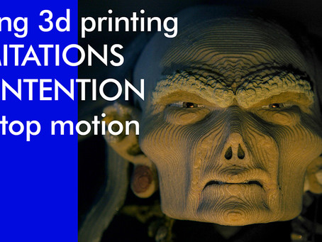 Turn Limitation into Intention, How the 3d printing in Bone Mother created a unique look