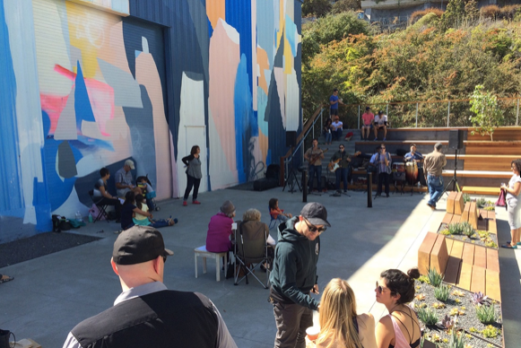 Dogpatch Arts Plaza