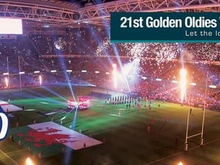 21st Golden Oldies World Rugby Festival-October Newsletter
