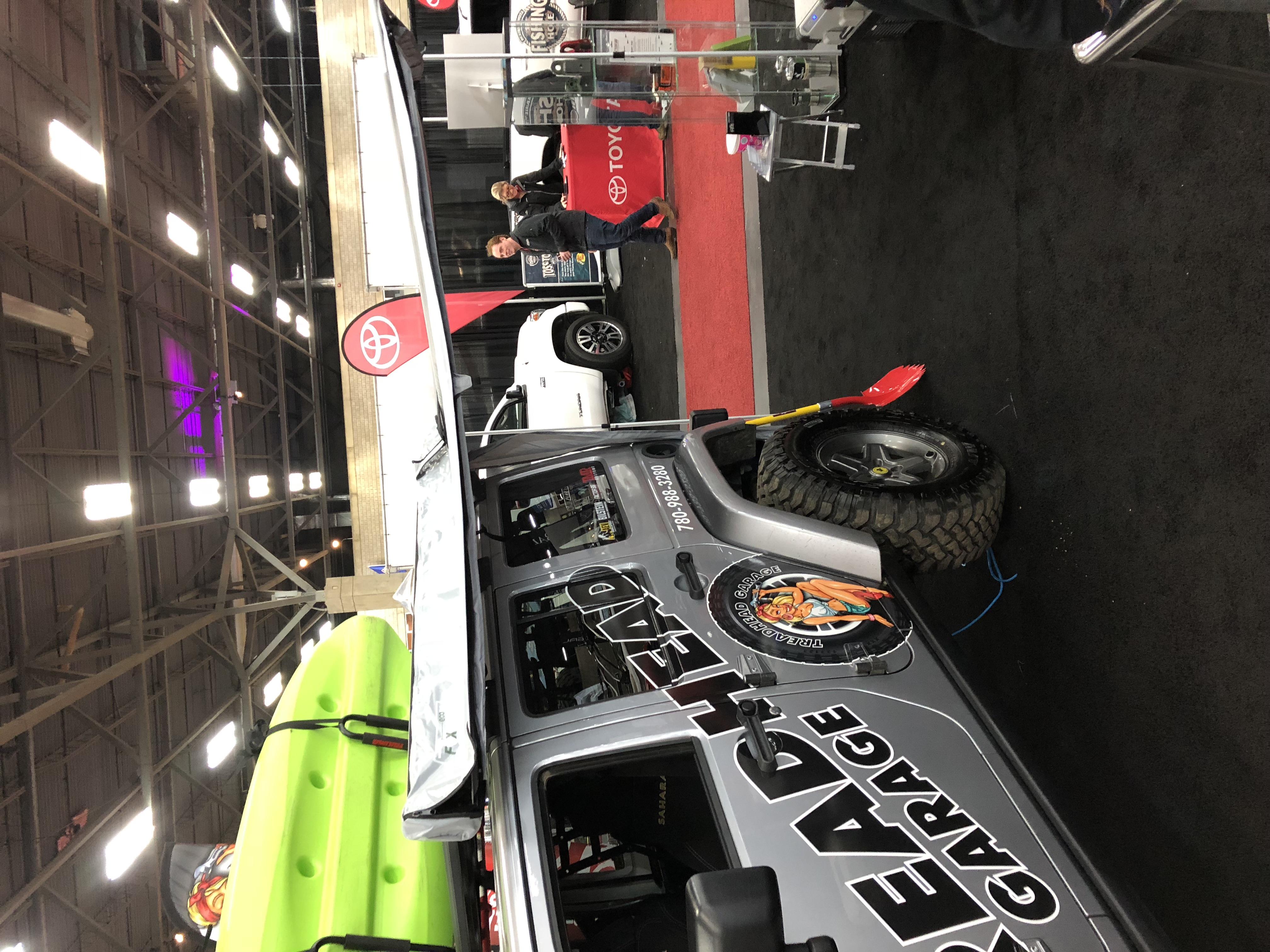 Rhino Rack Jeep 4x4 Truck Edmonton
