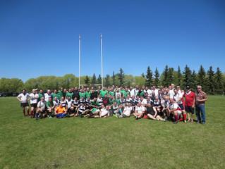 Edmonton Rugbyfest Version 2018