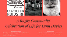 A Rugby Community Celebration of Life for Lynn Davies- Sept 8th