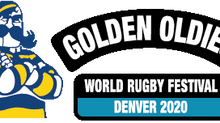 Golden Oldies World Rugby Festival June 8-15, 2020, in Denver USA.