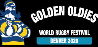 Golden Oldies World Rugby Festival June 8-15, 2020, in Denver USA.