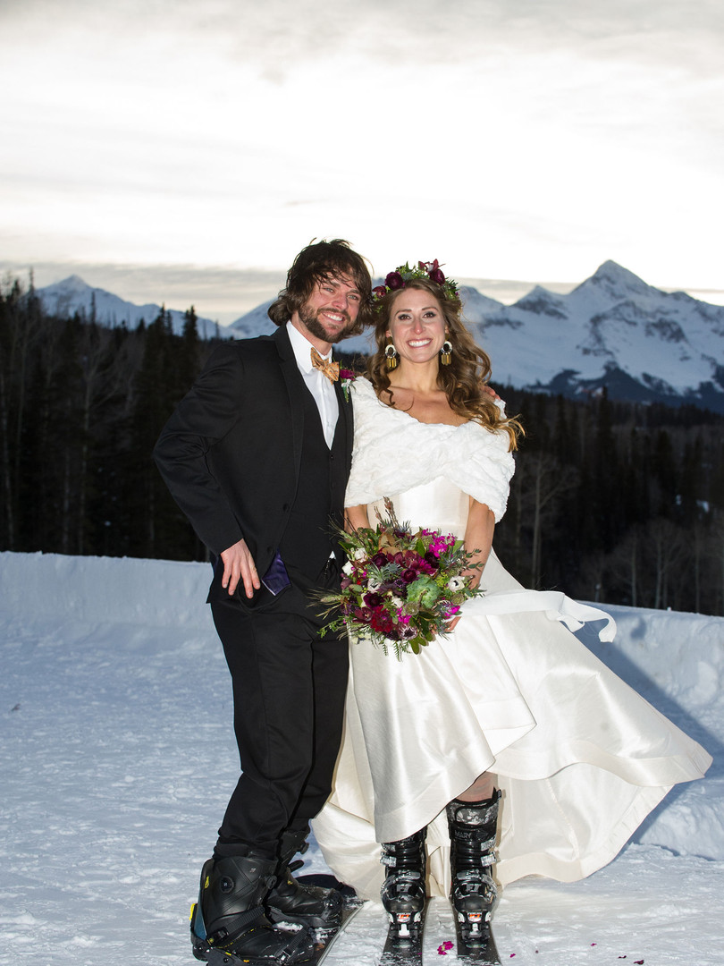 Bride and Groom-tellurideweddingphotogra