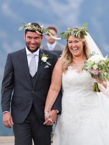BVF - Bride and Groom Love - Greek Crown
