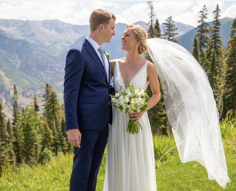 BVF - Bride and Groom Love - Telluride.j