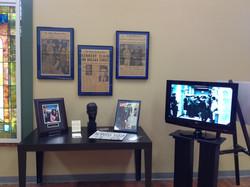 JFK Exhibit at the Morton Museum