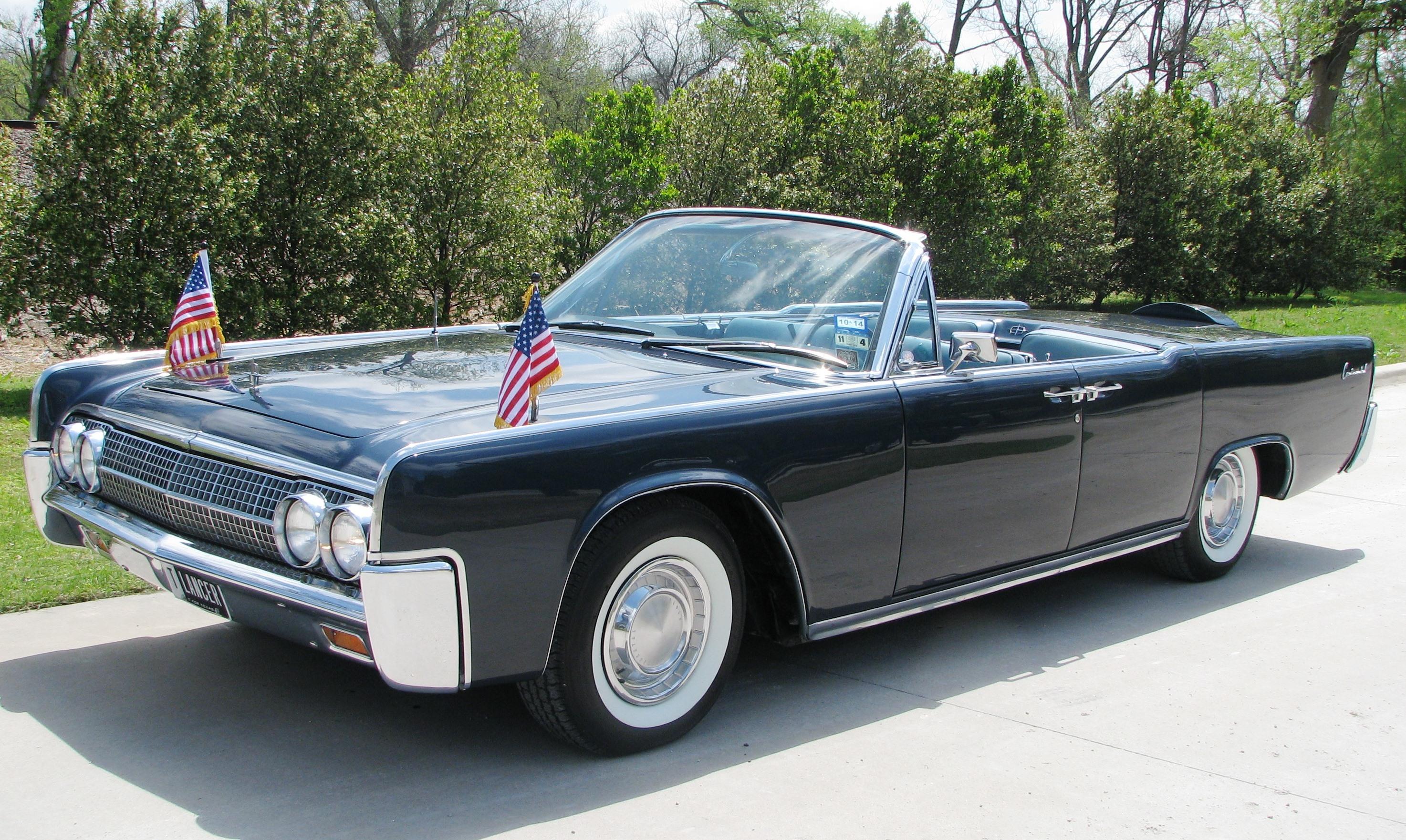 Our Kennedy Car