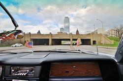 In the Kennedy Car