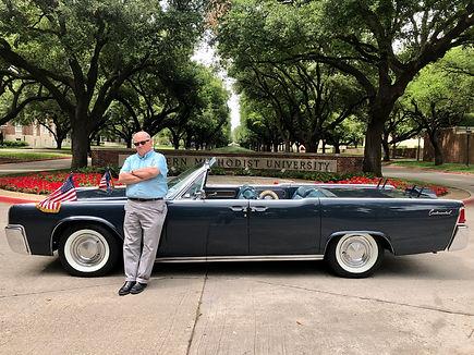 Restored 1963 Lincoln Continental
