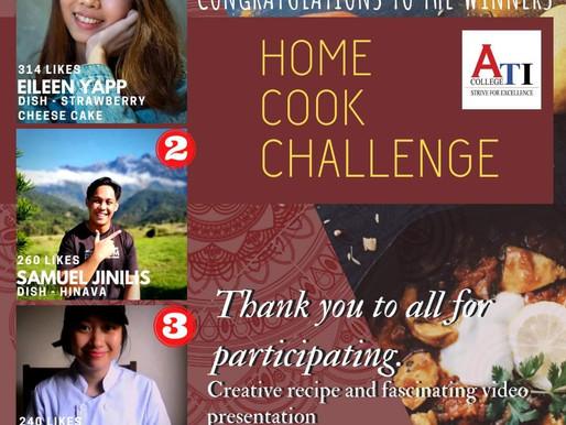 Home Cook Challenge