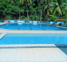 FEMALE HOSTEL - SWIMMING POOL AT COLONNA