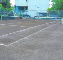 FEMALE HOSTEL - TENNIS COURT AT COLONNAD
