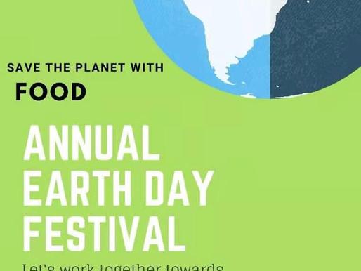Annual Earth Day Festival