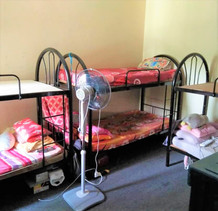 Six (6) person sharing room