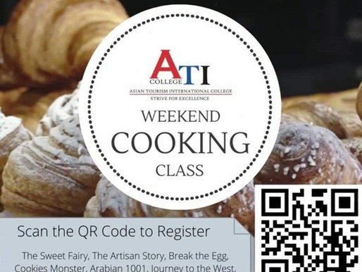ATI Weekend Cooking Class