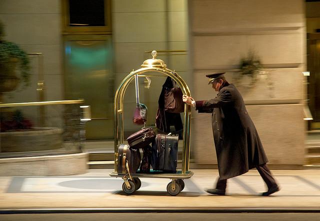 Guter Service hilft beim Ferienwohnung vermieten. Bild: Jason Kuffer