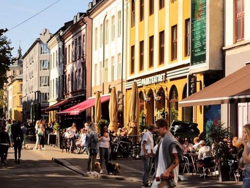 Parts Of The City #3 Grünerløkka