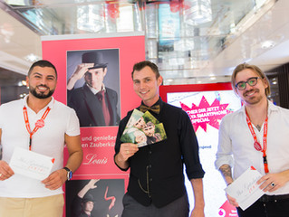 Vodafone-Event im OEZ