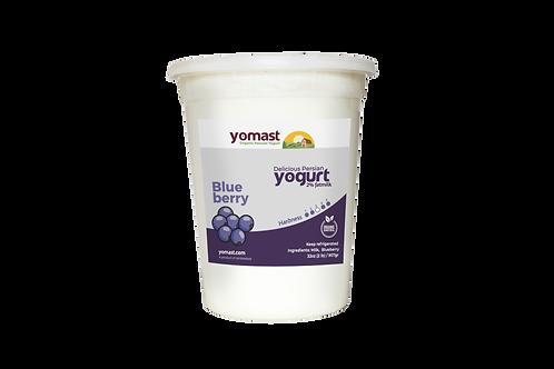 2% Milk Yogurt Blueberry