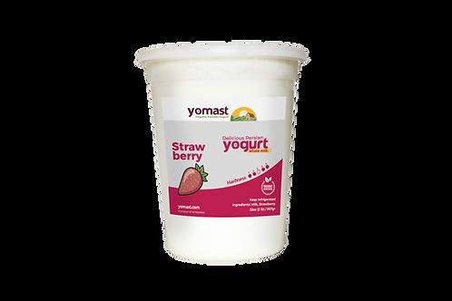 Whole Milk Yogurt Strawberry