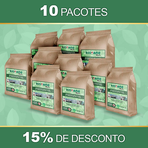 BIOSANE MULT - 250g - 10 Unidades - 15% de desconto