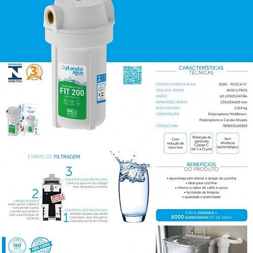 Filtro para Ponto de Uso – FIT 200