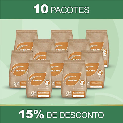 BIOSANE PET - 250g - 10 Unidades - 15% de desconto