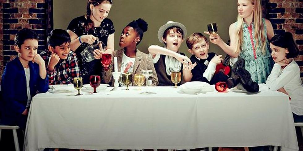 Sponsor-A-Child Dinner
