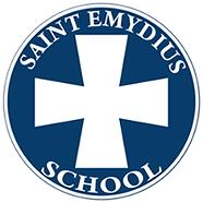 St. Emydius Logo.png