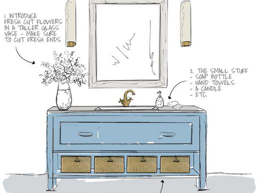 Bathroom Vanity Style Guide