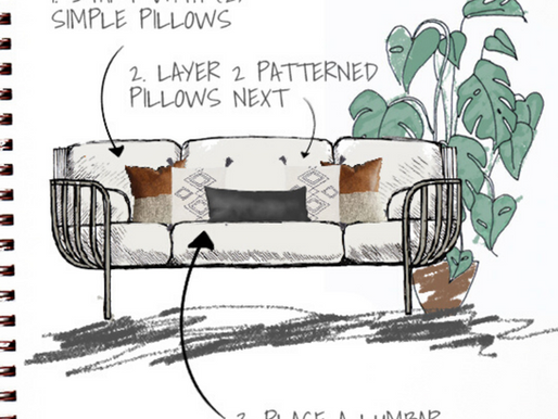 Sofa Pillows Style Guide