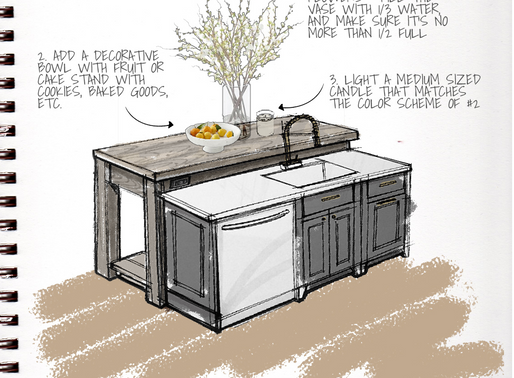 Kitchen Island Style Guide