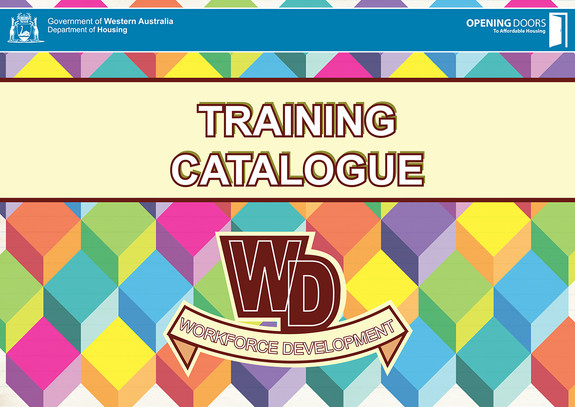 Catalogue front page