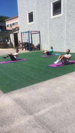 Pilates Summer