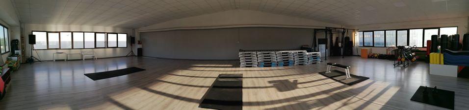 Sala dedicata anche all'allenamento personalizzato