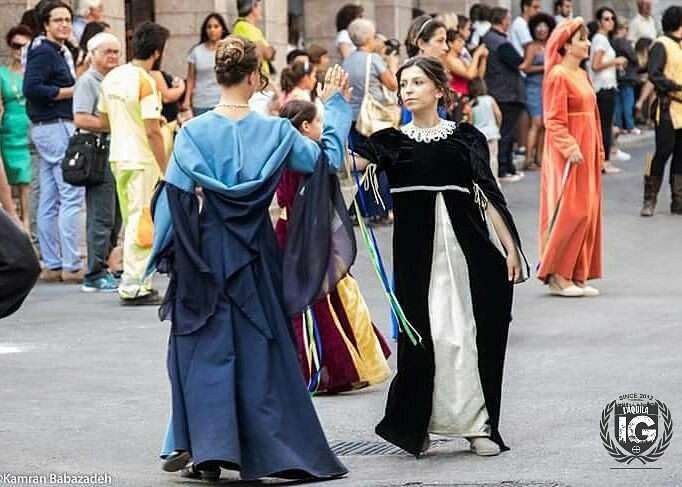 danze medievali