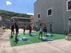 Studio Fitness Park 2017