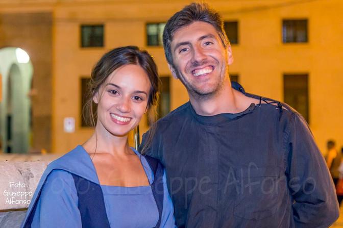 Patrizia e Andrea
