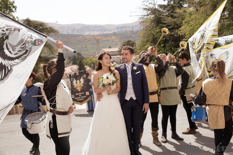 anche ai Matrimoni