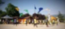 Bandierai dei Quattro Quarti a Bazzano AQ Italy